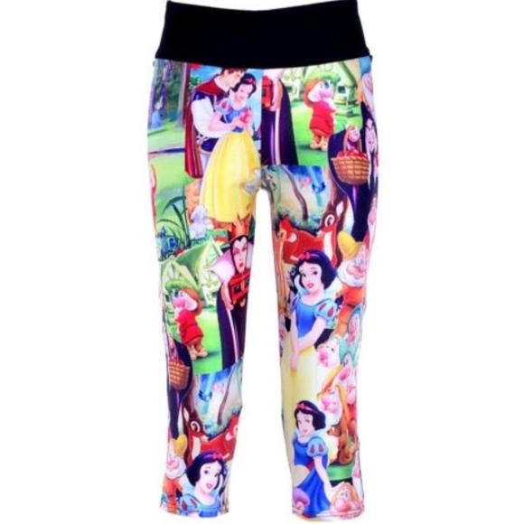 8970d1160445d Lotus Leggings Pants | Womens Size Large Disney Snow White | Poshmark